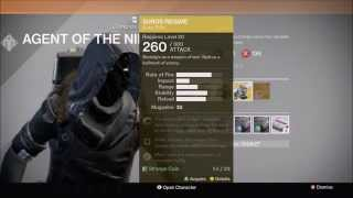 Destiny Xur Week 7 [ Exotic Engram Easy / How to Get Exotic Weapons and Armor Easy ]