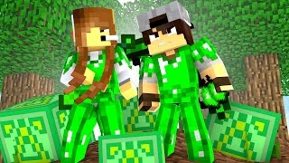 Minecraft: CORRIDA PVP - LUCKY BLOCK DELTA!