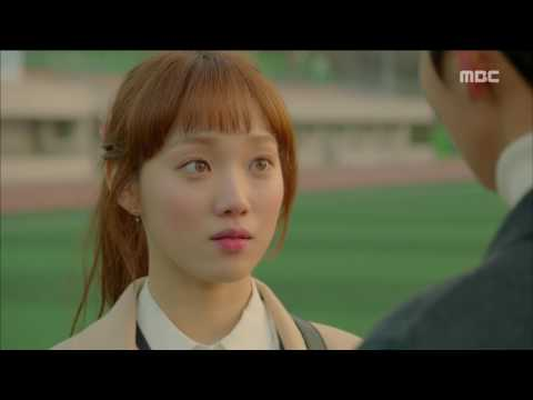 [Weightlifting Fairy Kim Bok Ju] 역도요정 김복주 ep.16 'Why don't we get married?' proposal. 20170111