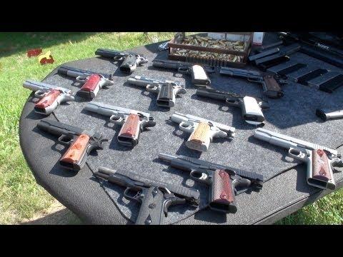 Imagenes de armas de fuego calibre 45