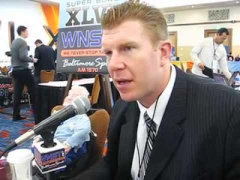 Matt Birk talks all things Flacco with Glenn & Drew in Indy