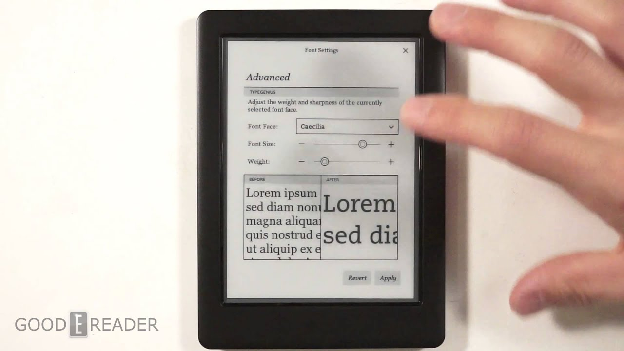 Kobo Touch 2 0 e-Reader Review
