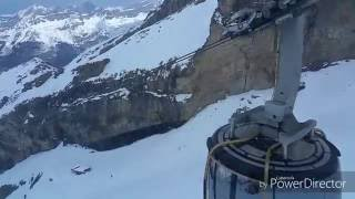Mt. Titlis, swiss alps - switzerland, lucerne - Europe trip 2016