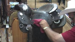 Removing Mold from your Tack - Part 1