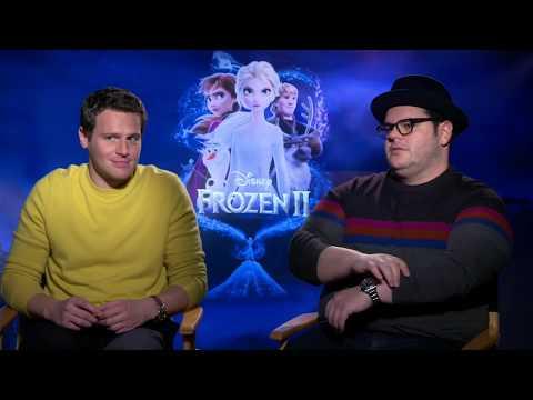 Actors Josh Gad, Jonathan Groff Lend Voices To 'Frozen 2'