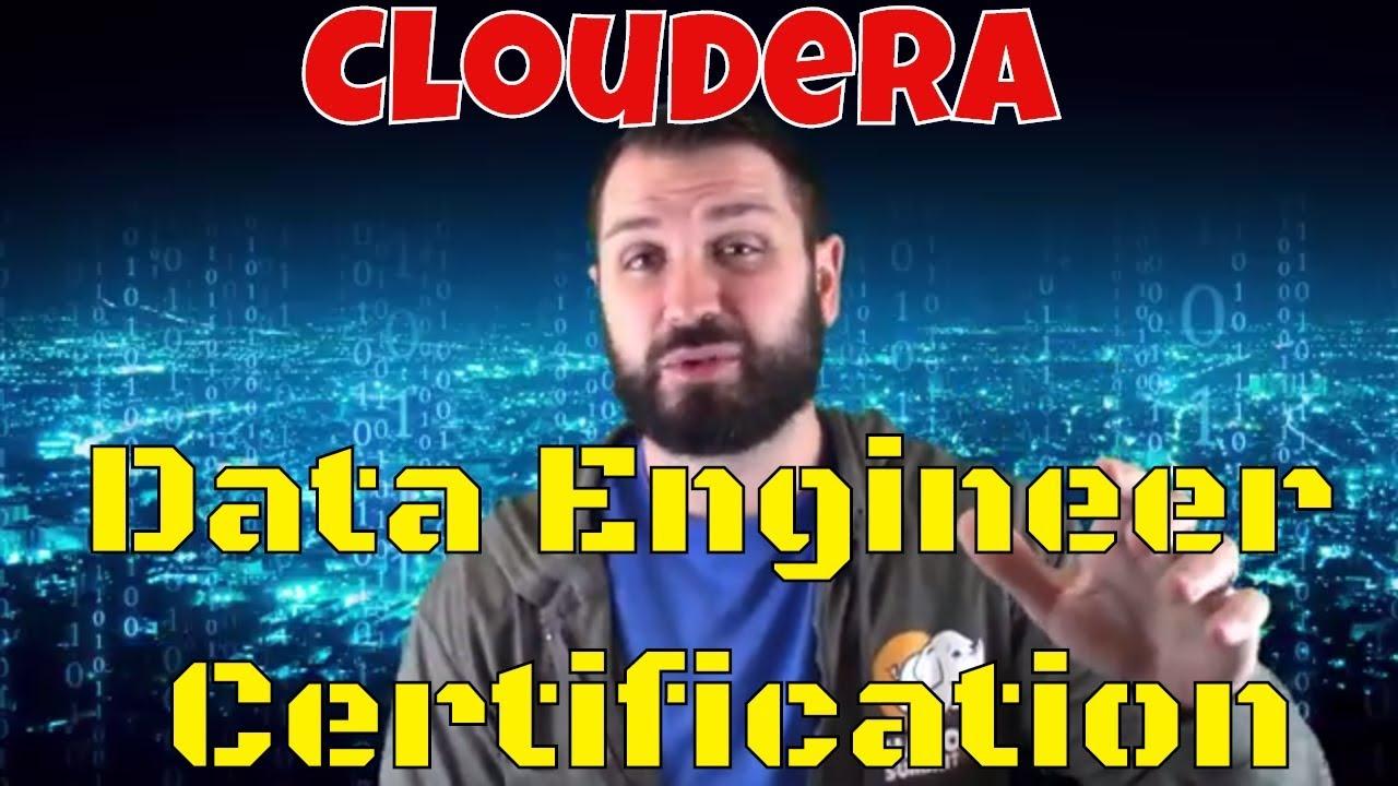 Should i get cloudera data engineer certified youtube should i get cloudera data engineer certified xflitez Images
