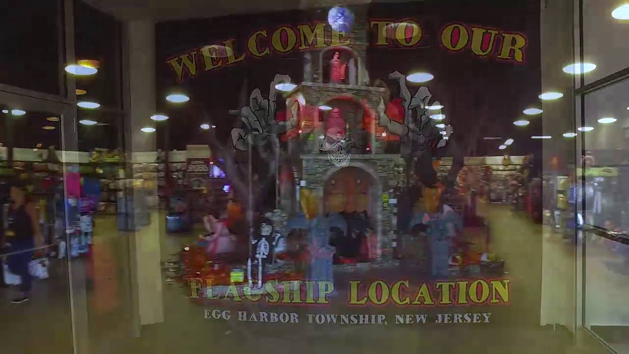 spirit halloween stores are now opening - Halloween Store New Jersey