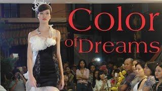 Phóng sự trên HTV7 về cuộc thi thiết kế thời trang 2015