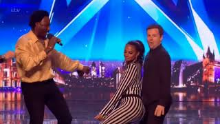 Donchez - Wiggle and Wine - David Walliams Golden Buzzer Full Audition