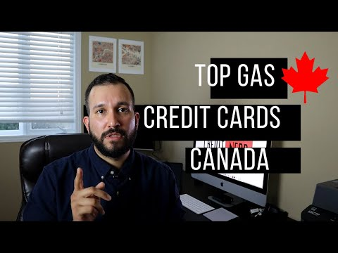 Canada Top CREDIT CARD For GAS!
