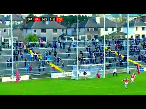 Conor Whelan Point - Galway v Cork - 2016 Hurling League