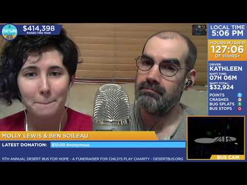 DB2017 - Call-in: Molly Lewis and Ben Soileau