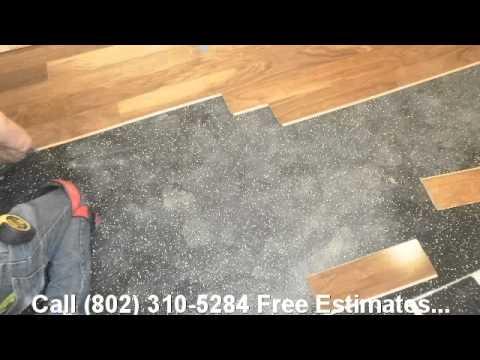 VCT  Installations  Milton Vermont (802) 310-5284 Vermont Flooring  Contractors