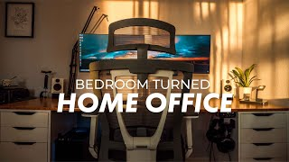 WORKSPACE UPGRADE // Dream Home Office & Desk Tour 2020