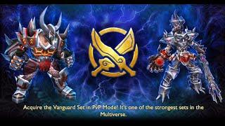 ChronoBlade Preview - Aurok vs Lophi PvP