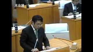 2012年12月5日さいたま市議会 吉田一郎議員(無所属)の一般質問 (1)内...
