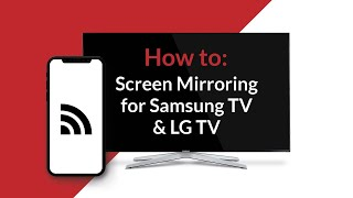Tutorial for Smart TVs
