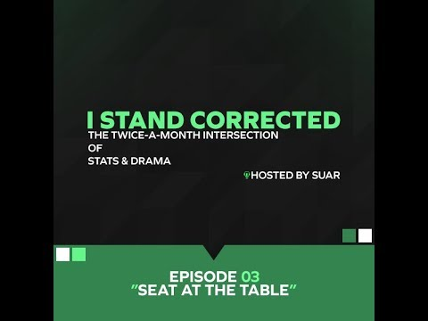 I Stand Corrected - E03 - Recap since Frostbite 2018 and SWI