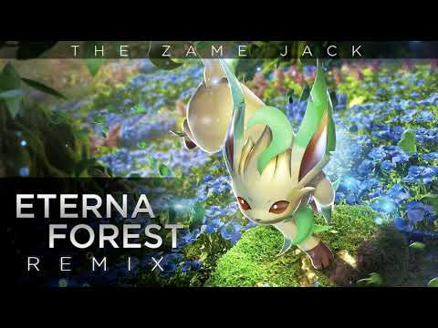 ETERNA FOREST: Remix || Pokémon Diamond & Pearl