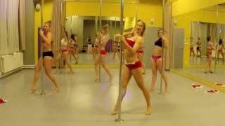 All I want for Christmas is you - Pole Dance Choreo by Růženka