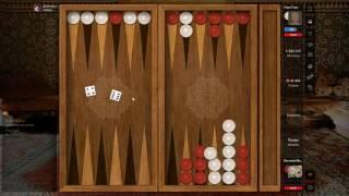 ИГРА В НАРДЫ | GAME backgammon