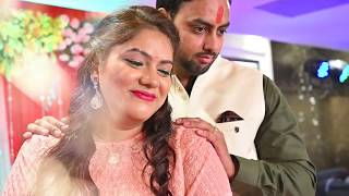 Gunjan & Gaurav Ring Ceremony HIGHLIGHT