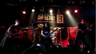 Marty Friedman - Forbidden City + Tornado of Souls - Live in Side B - Portugal 2012