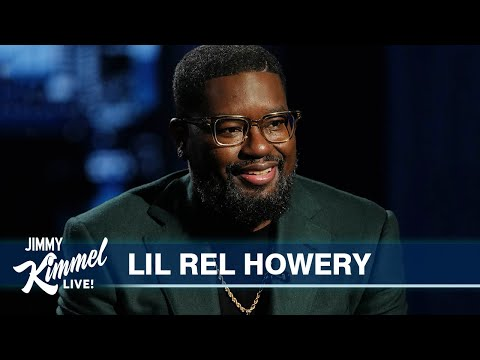Lil Rel Howery on Pranks Gone Wrong & Eddie Murphy Admiration