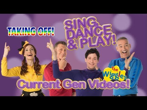 The Wiggles: The Current Gen Videos