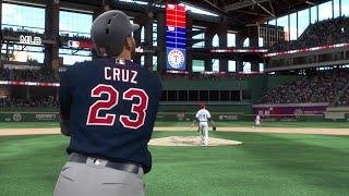 MLB Today 7/19 - Minnesota Twins vs Texas Rangers Full Game Highlights (MLB The Show 20)