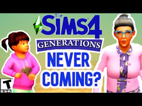 GENERATIONS IN SIMS 4? SPECULATION & NEWS