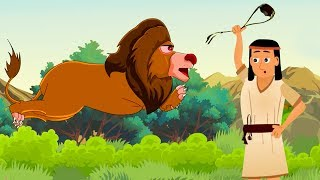 Watch Bible Stories For Kids | Kids Shows | 2 Hours Mega Episode of Bible Stories | Meaningful