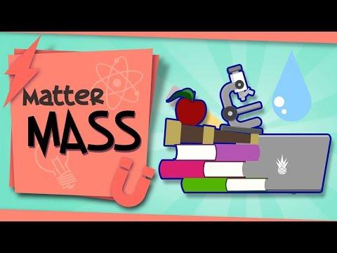 Mass - The Amount Of Matter