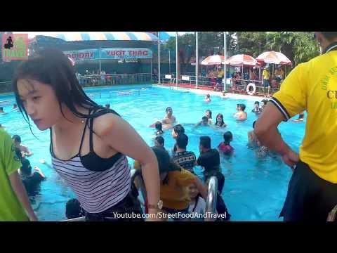 Vietnam Travel 2017 - Dam Sen Water Park in Ho Chi Minh City