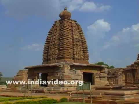 Pattadakal, a group of temples at Bagalkot in Karantaka