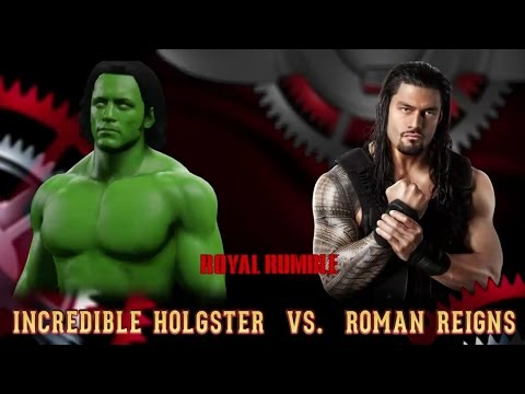 #IncredibleHolgster – WWE 2K15 Let's Play – My Career #40 | Das Große Finale!