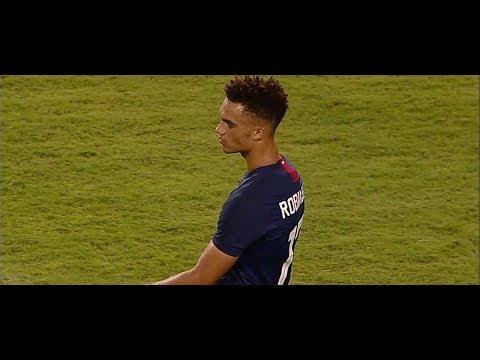 (2) USMNT vs Colombia 10.11.2018