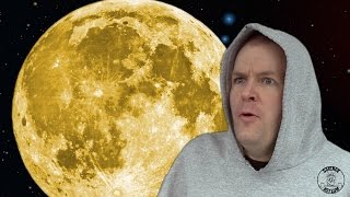 Why does the Moon look so big?