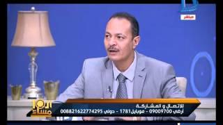 العاشرة مساء|النائب حسين غيته يكشف فشل حكومة شريف اسماعيل