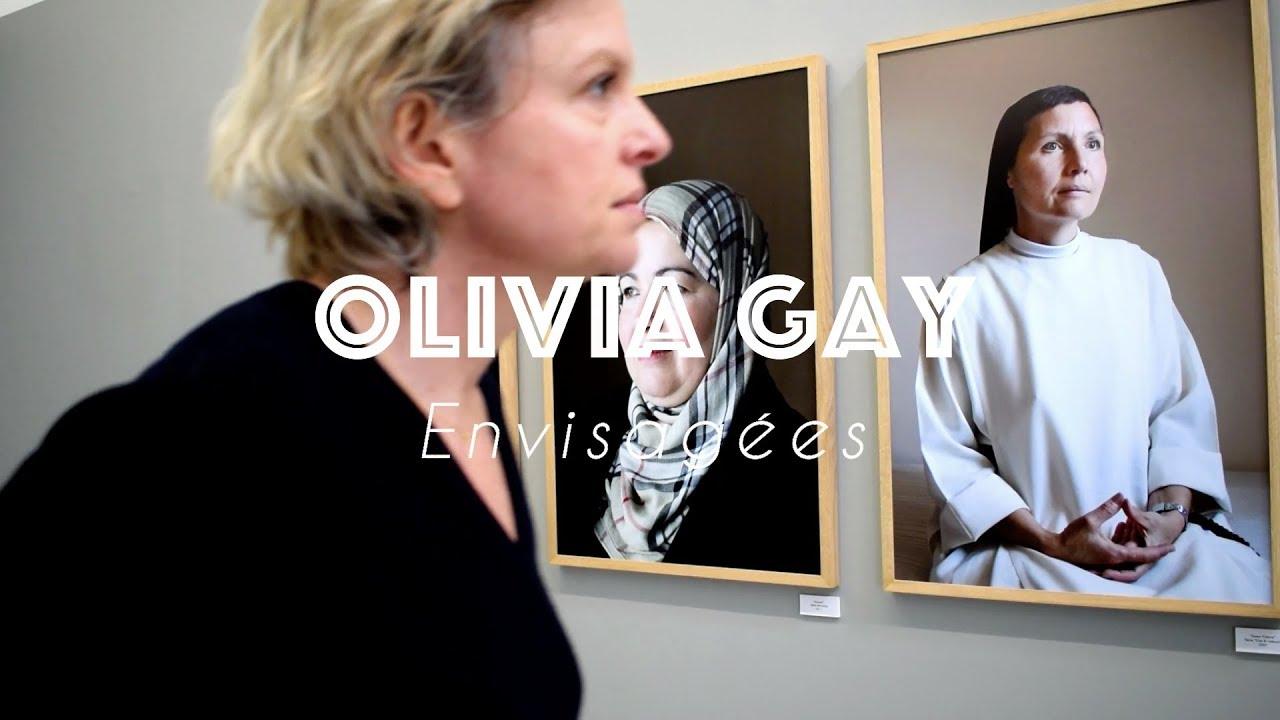 """Entretien avec Olivia Gay autour de l'exposition """"Envisagées"""""""