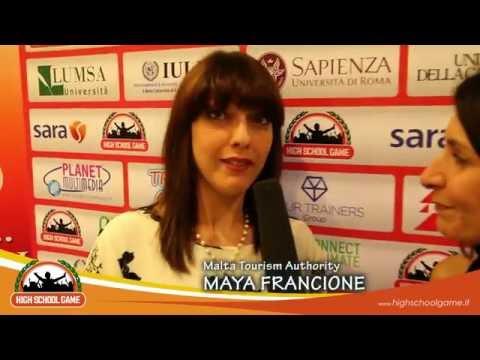 Finale Nazionale HSG 16 - Intervista Malta Tourism