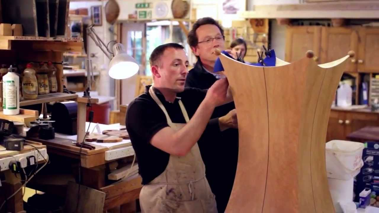 Great Chippendale School Of Furniture Student Graduation | Cabinet Making Course    YouTube