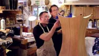 Chippendale School Of Furniture Student Graduation | Cabinet Making Course