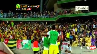 أهداف الطوغو 2-0 الجزائر [26/1/2013] حفيظ دراجي [HD]