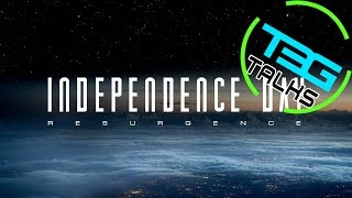 Independence Day Resurgence Non-Spoiler Review - T3G Talks