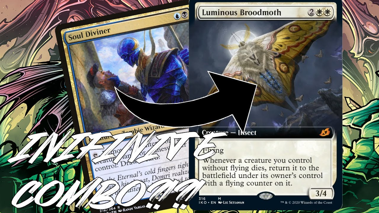 Combo Cards Infinite Combo Mtga Ikoria Lair Of Behemoths Youtube 4 naru meha, master wizard (dar) 59 1 dream eater (grn) 38 3 seal away (dar) 31 4 release to. combo cards infinite combo mtga