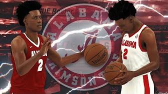 ebcf47486 NBA 2K18 NCAA College Jersey   Court Tutorials - YouTube
