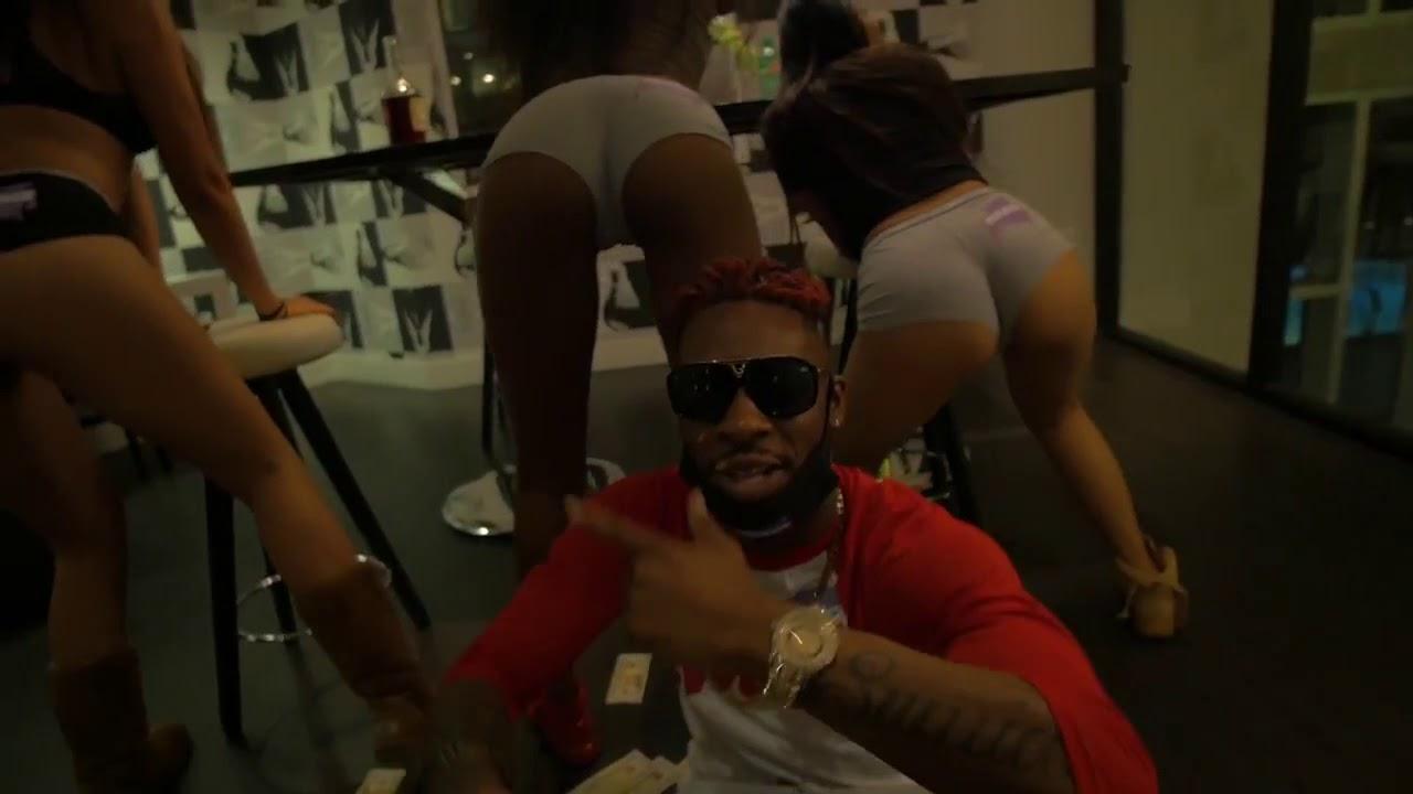 World star hip hop stripper