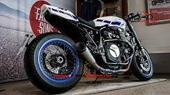 Top Yamaha XJR1300 Customs | Yamaha XJR 1300 Yard Built Custom by Yamaha Klein