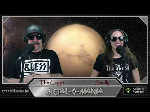 #227 - Metal-O-Mania - 9-22-21 - Crisix and Snipers of Babel as Guests - YouTube Cut
